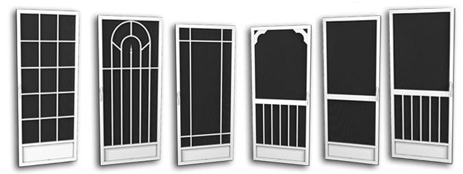 Screen Door Designs Af Screen Repair